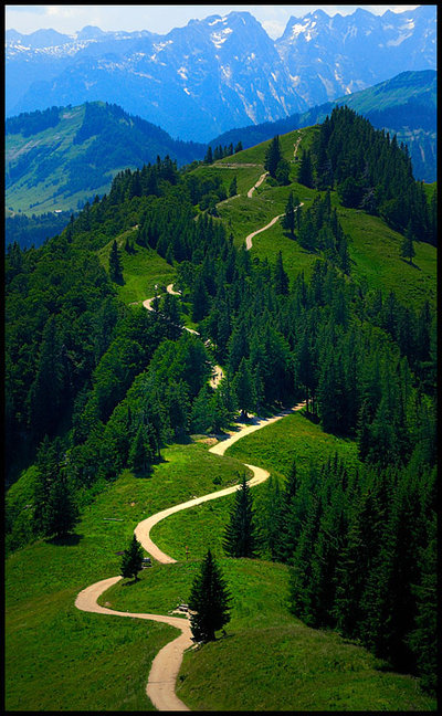 the path, mountain, mediation, mindfulness, consciousness